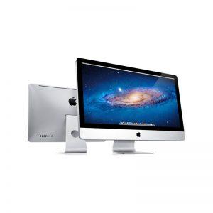 کامپیوتر همه کاره 27 اینچی اپل مدل iMac MNEA2 2017 با صفحه نمایش رتینا 5K