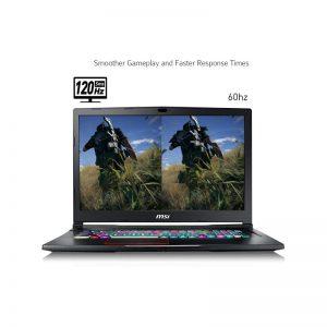لپ تاپ 17 اینچی ام اس آی مدل GE73VR 7RF Raider