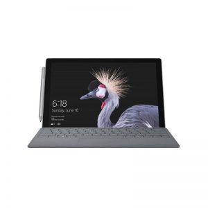 تبلت مایکروسافت مدل Surface Pro 2017 – G به همراه کیبورد مایکروسافت