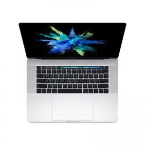 لپ تاپ 15 اینچی اپل مدل 2017 MacBook Pro MPTU2 همراه با تاچ بار