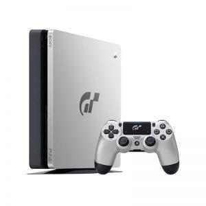 کنسول بازی سونی مدل Playstation 4 Slim Gran Turismo Limited Edition Region 2 CUH-2116B – ظرفیت 1 ترابایت