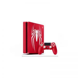 کنسول بازی سونی مدل Playstation 4 Slim Marvel's Spider-Man Limited Edition کد CUH-2216A Region 2 – ظرفیت 1 ترابایت