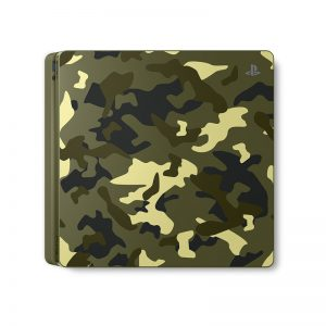 مجموعه کنسول بازی سونی مدل Playstation 4 Slim Call Of Duty Limited Edition Region 2 CUH-2116B – ظرفیت 1 ترابایت