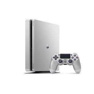 کنسول بازی سونی مدل Playstation 4 Slim Silver کد CUH-2016A Region 2 – ظرفیت 500 گیگابایت