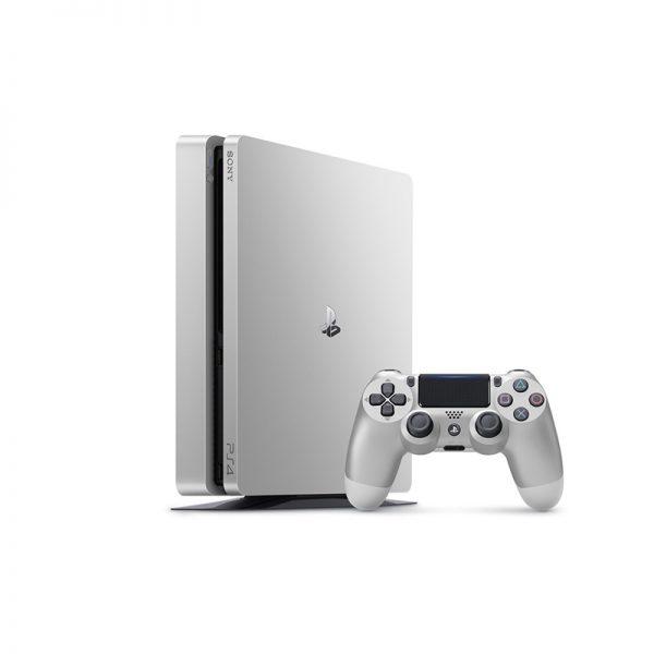 Playstation 4 Slim Silver