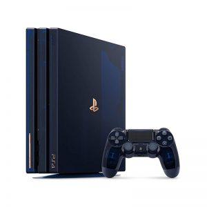 کنسول بازی سونی مدل Playstation 4 Pro مدل Limited Edition 500 Millions – ظرفیت 2 ترابایت