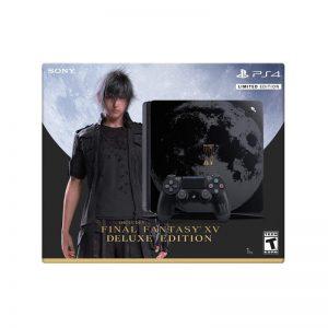 کنسول بازی سونی مدل Playstation 4 Slim Final Fantasy XV Limited Edition Region 2 CUH-2016B – ظرفیت 1 ترابایت