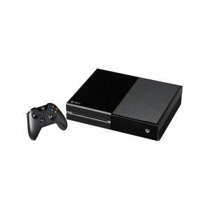 کنسول بازی مایکروسافت مدل Xbox One ظرفیت 1 ترابایت