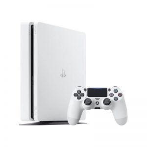 کنسول بازی سونی مدل Playstation 4 Slim Glacier White کد CUH-2116A ریجن 2 – ظرفیت 500 گیگابایت