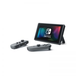 کنسول بازی نینتندو مدل Switch Gray Joy-Con