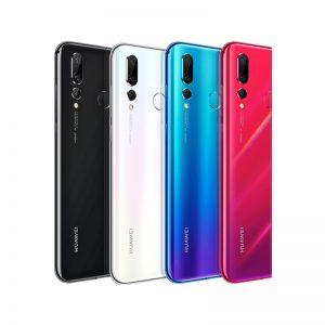 گوشی موبایل هوآوی مدل Nova 4 دو سیم کارت با ظرفیت 128 گیگابایت