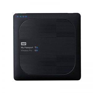 هارددیسک اکسترنال وسترن دیجیتال مدل My Passport Wireless PRO ظرفیت 2 ترابایت