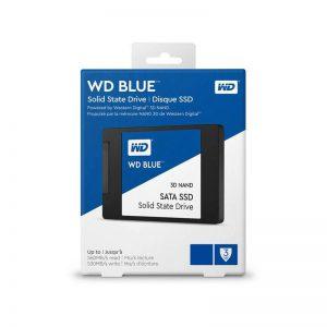 اس اس دی اینترنال وسترن دیجیتال مدل Blue WDS100T2B0A ظرفیت 1 ترابایت