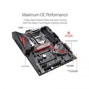 مادربرد ایسوس مدل ROG MAXIMUS X HERO WiFi AC
