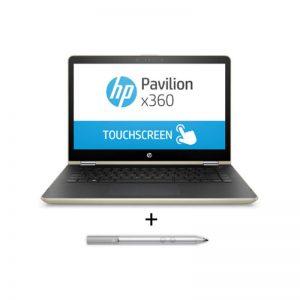 لپ تاپ 14 اینچی اچ پی مدل Pavilion x360 – ba105 – A به همراه قلم نوری
