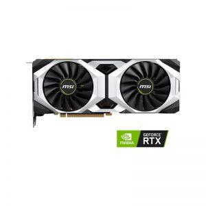 کارت گرافیک ام اس آی مدل GeForce RTX 2080 VENTUS 8G OC