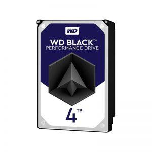 هارددیسک اینترنال وسترن دیجیتال مدل Black WD4003FZEX ظرفیت 4 ترابایت