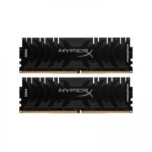 رم دسکتاپ DDR4 تک کاناله 3000 مگاهرتز CL15 کینگستون مدل HyperX Predator ظرفیت 16 گیگابایت
