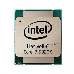 پردازنده مرکزی اینتل سری Haswell-E مدل Core i7-5820K