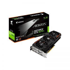 کارت گرافیک گیگابایت مدل AORUS GeForce GTX 1070Ti 8G