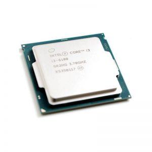 پردازنده مرکزی اینتل سری Skylake مدل Core i3-6100 TRY
