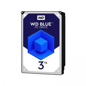 هارددیسک اینترنال وسترن دیجیتال مدل Blue WD30EZRZ ظرفیت 3 ترابایت