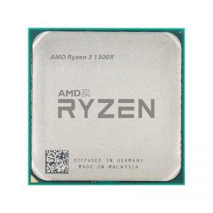 پردازنده مرکزی ای ام دی مدل Ryzen 3 1300X