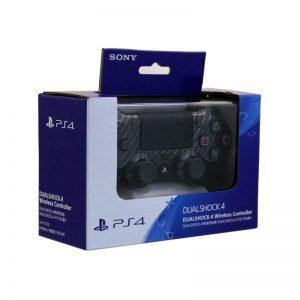 دسته بازی بی سیم سونی مدل 2018 DualShock 4 کد 6-110001 مناسب برای PS4