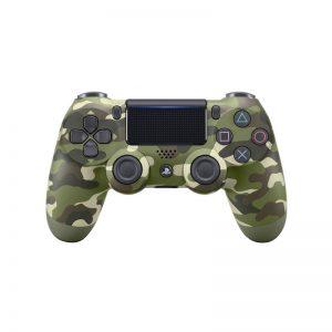 دسته بازی بی سیم سونی مدل DualShock 4 Army Pattern 2 مناسب برای PS4