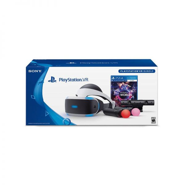 PlayStation VR CUH-ZVR2 Bundle