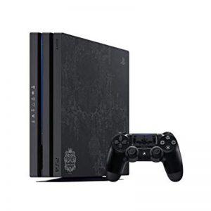 کنسول بازی سونی مدل PS4 Pro مدل Kingdom Hearts 3 Limited Edition ظرفیت 1 ترابایت