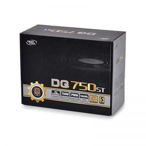 منبع تغذیه کامپیوتر دیپ کول مدل DQ750 ST