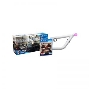 باندل عینک واقعیت مجازی سونی مدل PlayStation VR Aim Controller