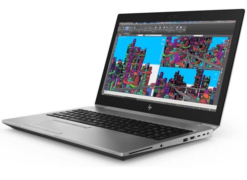 لپ تاپ ۱۵ اینچی اچ پی مدل ZBook 15 G5 Mobile Workstation