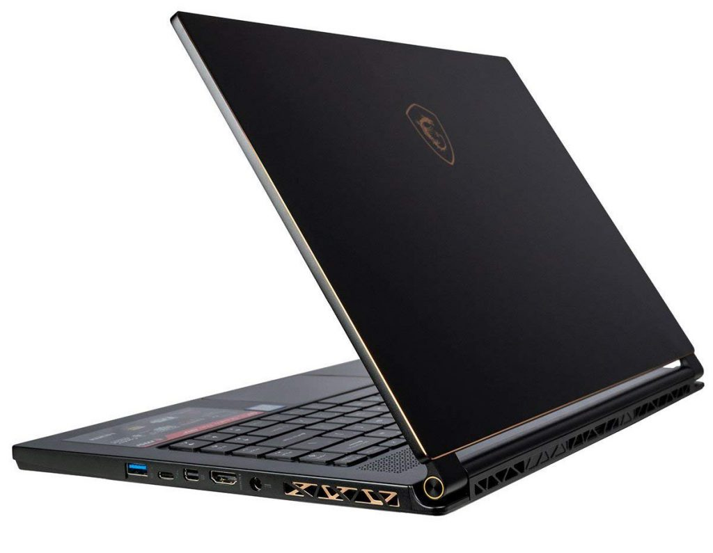 لپ تاپ 15 اینچی ام اس آی مدل GS65 Stealth Thin