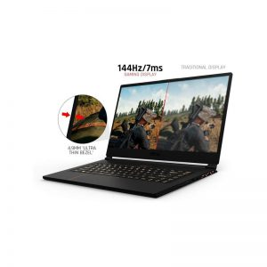 لپ تاپ 15 اینچی ام اس آی مدل GS65 8RF Stealth Thin
