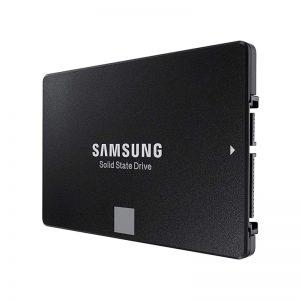 اس اس دی اینترنال سامسونگ مدل Evo 860 ظرفیت 500 گیگابایت