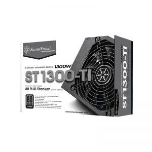 منبع تغذیه کامپیوتر سیلوراستون مدل Strider Titanium SST-ST1300-TI