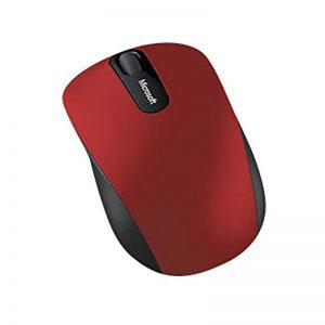 ماوس مایکروسافت مدل Bluetooth Mobile Mouse 3600 Red