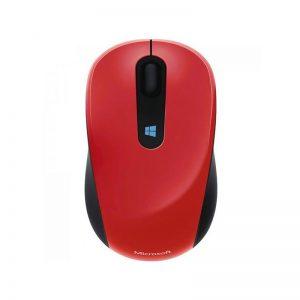 ماوس مایکروسافت مدل Sculpt Mobile Mouse Red
