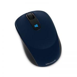 ماوس مایکروسافت مدل Sculpt Mobile Mouse Blue