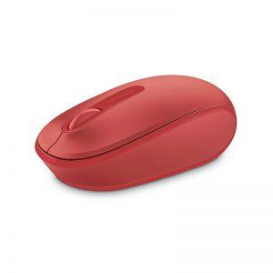 ماوس مایکروسافت مدل Wireless Mobile 1850 Red