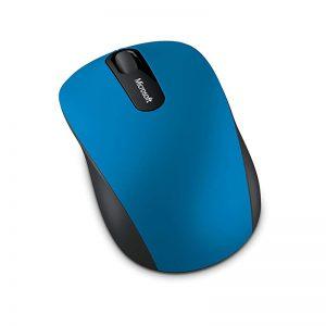 ماوس مایکروسافت مدل Bluetooth Mobile Mouse 3600 Blue
