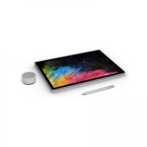 لپ تاپ 13 اینچی مایکروسافت مدل Surface Book 2 – D