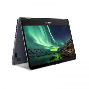 لپ تاپ 14 اینچی ایسوس مدل VivoBook Flip TP410UF – B