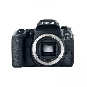 دوربین دیجیتال کانن مدل EOS 77D