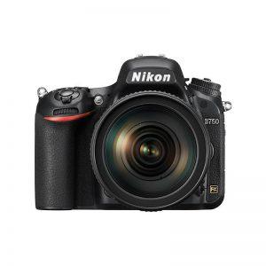دوربین دیجیتال نیکون مدل D750 به همراه لنز 24-120 میلی متر F/4 G VR