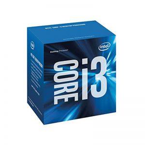 پردازنده مرکزی اینتل سری Skylake مدل Core i3-6100 BOX