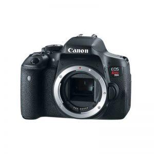 دوربین دیجیتال کانن 750D / Rebel T6i / Kiss X8i به همراه لنز 18-135 میلی متر