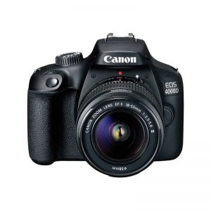 دوربین دیجیتال کانن مدل EOS 4000D به همراه لنز 55-18 میلی متر DC III